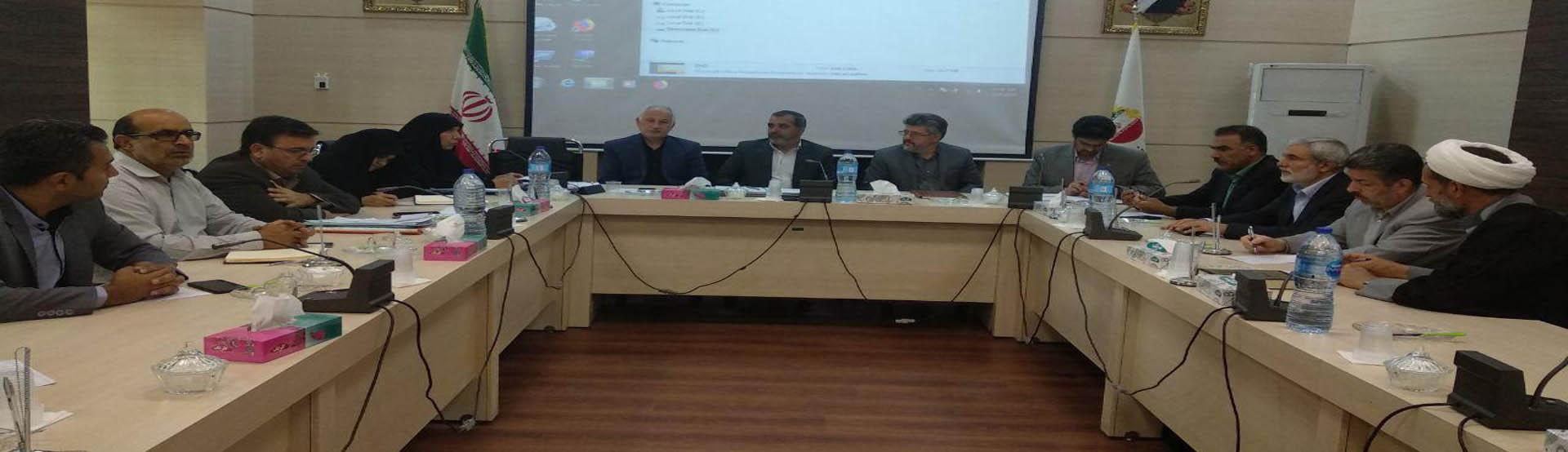 حضور رئیس پارک علم و فناوری استان در نشست علنی شورای اسلامی شهر بیرجند