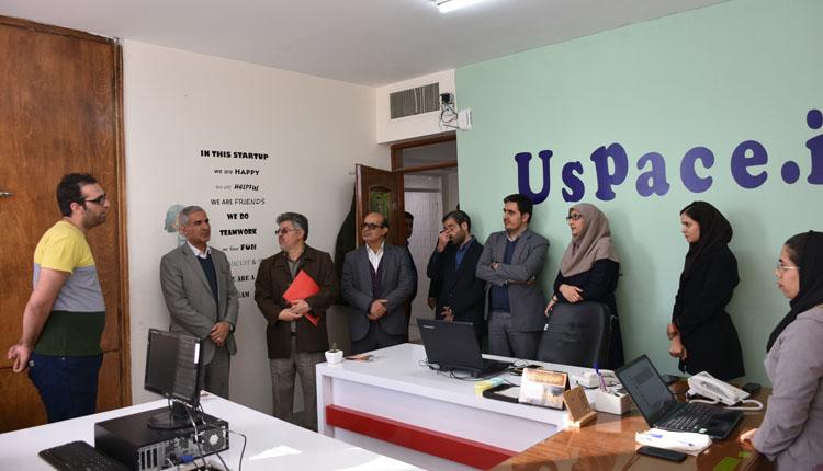 دکتر باقری قائم مقام محترم وزیر و ریاست مرکز هیات های امنا و هیات ممیزه مرکزی وزارت علوم از پارک علم و فناوری خراسان جنوبی بازدید نمود.
