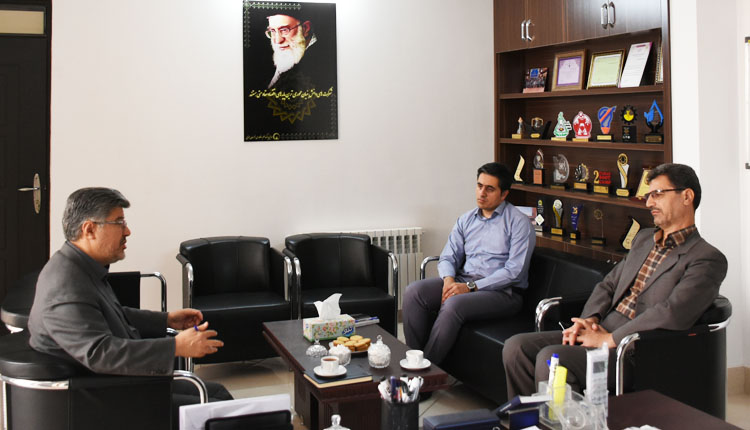همکاری فرمانداری بشرویه و پارک علم و فناوری استان در حمایت از فناوران بشرویه
