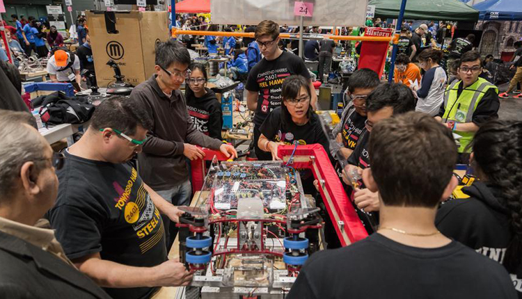 Amirkabir humanoid robots team win 3rd place in RoboCup 2017