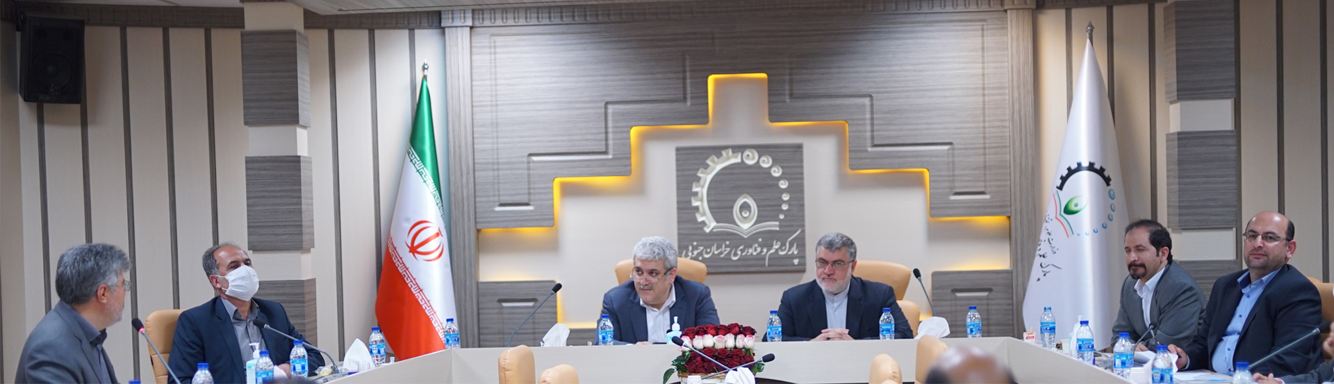 افتتاح مراکز رشد واحدهای فناور شهرستان فردوس و طبس به دست دکتر ستاری معاون علمی و فناوری رئیس جمهور