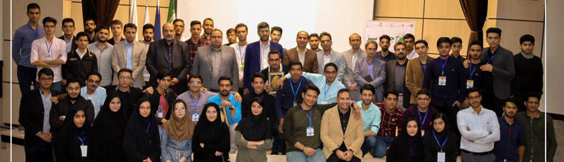 برگزاری ایده شوی جهان سبز با حمایت پارک علم و فناوری خراسان جنوبی و دانشگاه صنعتی بیرجند
