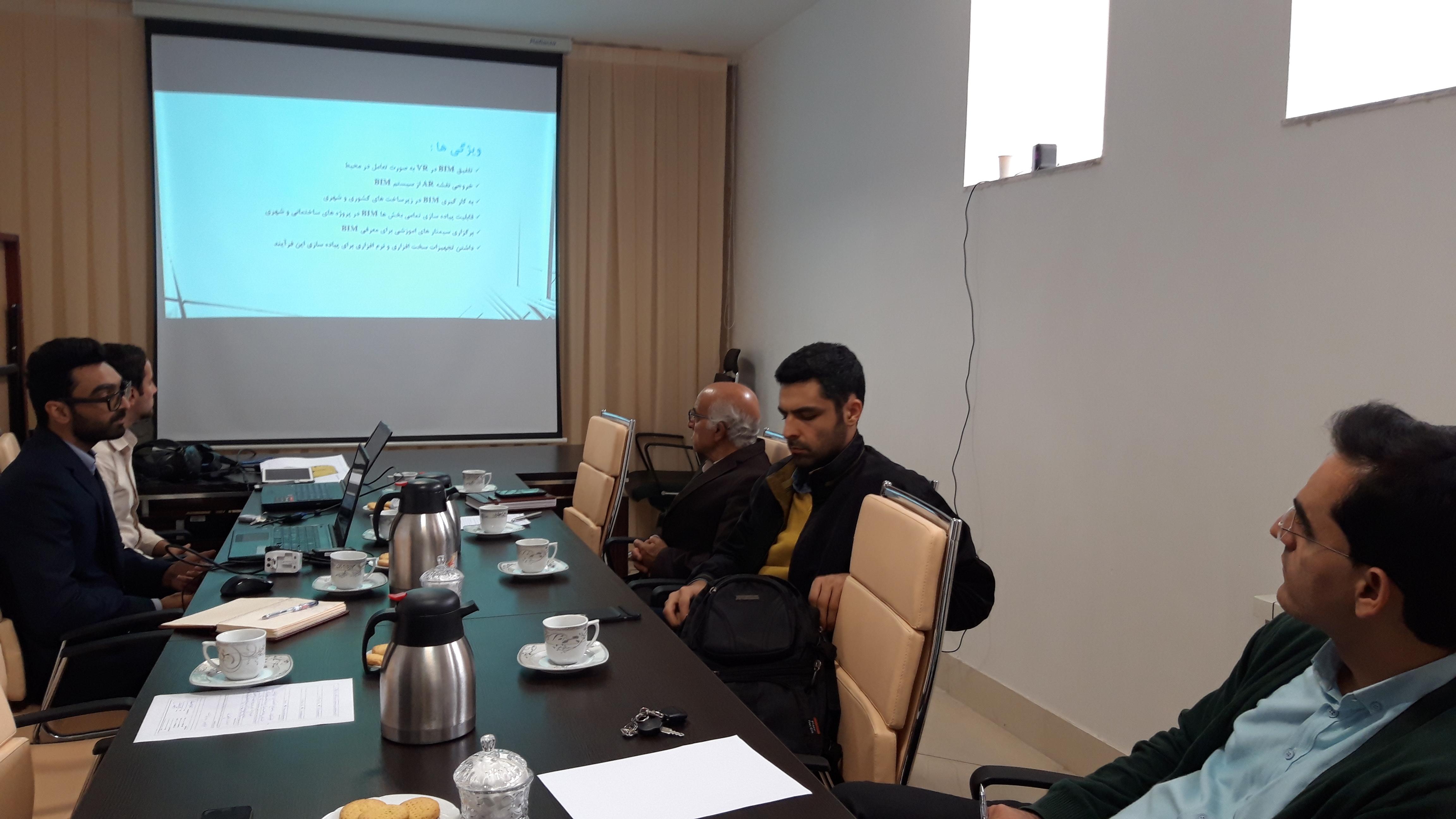 برگزاری نود و یکمین جلسه شورای مرکز رشد