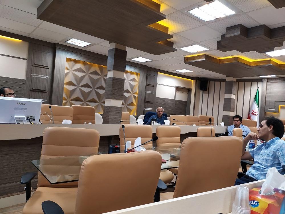 برگزاری هشتاد و ششمین جلسه شورای مرکز رشد