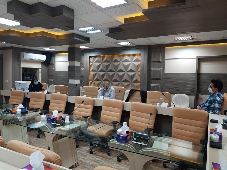 برگزاری نود و دومین جلسه شورای مرکز رشد