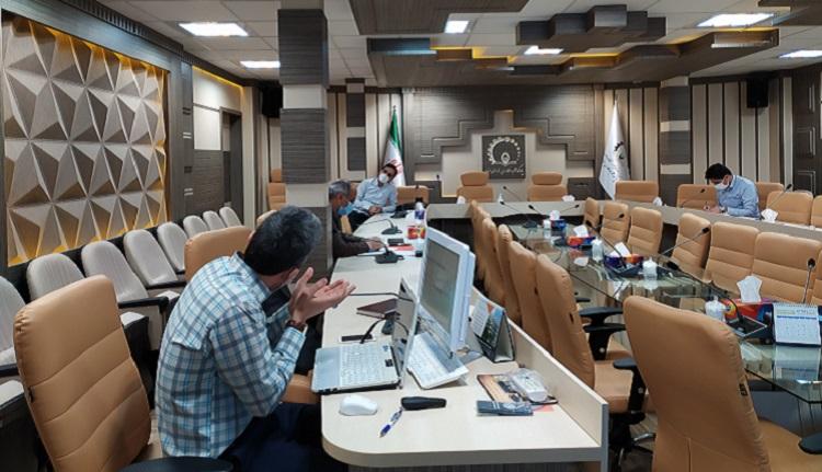 برگزاری نود و چهارمین جلسه شورای مرکز رشد
