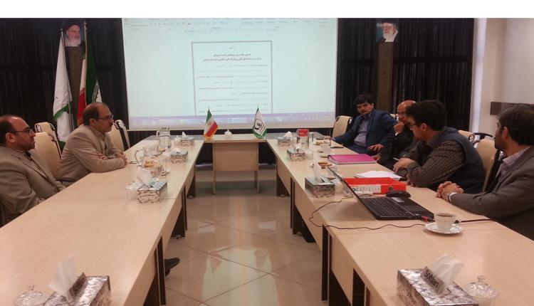 برگزاری سی و هشتمین جلسه شورای مرکز رشد واحدهای فناور پارک