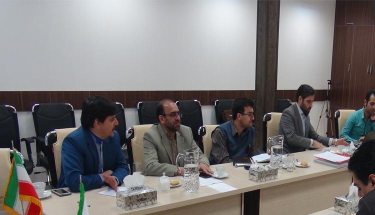 برگزاری چهل و چهارمین جلسه شورای مرکز رشد واحدهای فناور پارک