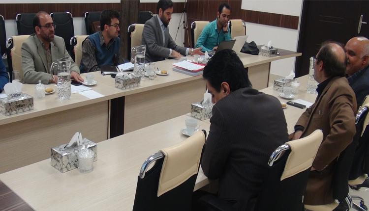 برگزاری چهل و سومین جلسه شورای مرکز رشد واحدهای فناور پارک