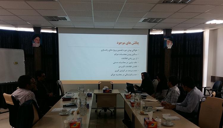 برگزاری پنجاه و سومین جلسه شورای مرکز رشد واحدهای فناور