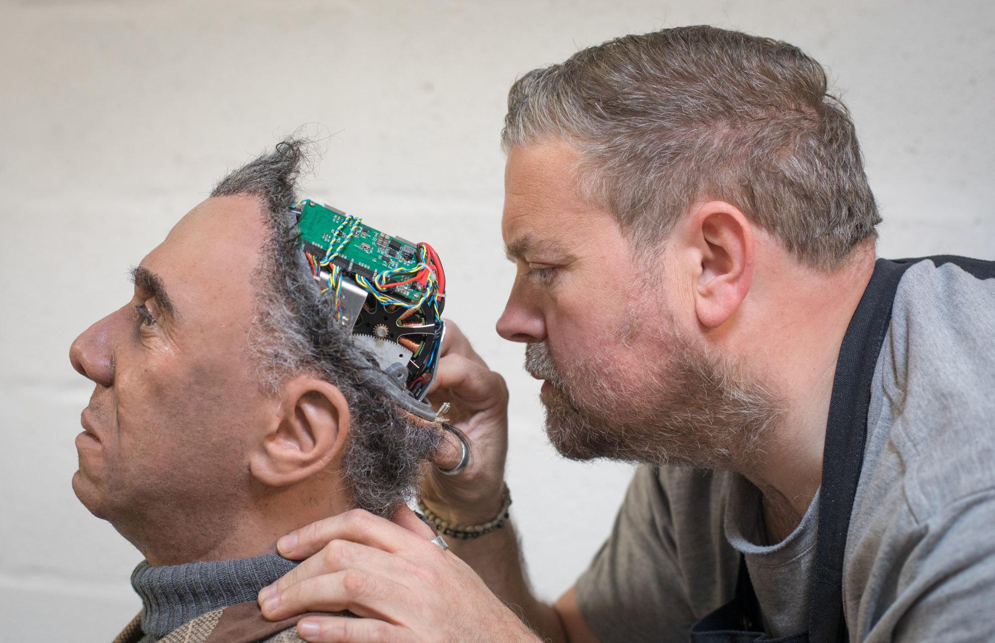 نمایشگاه بین المللی رباتیک ایران