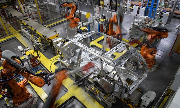 Robots to replace 1 in 3 UK jobs over next 20 years, warns IPPR