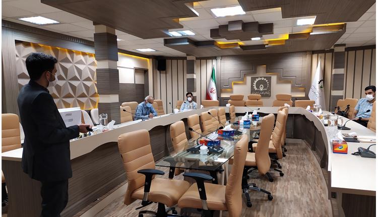 برگزاری نودمین جلسه شورای مرکز رشد