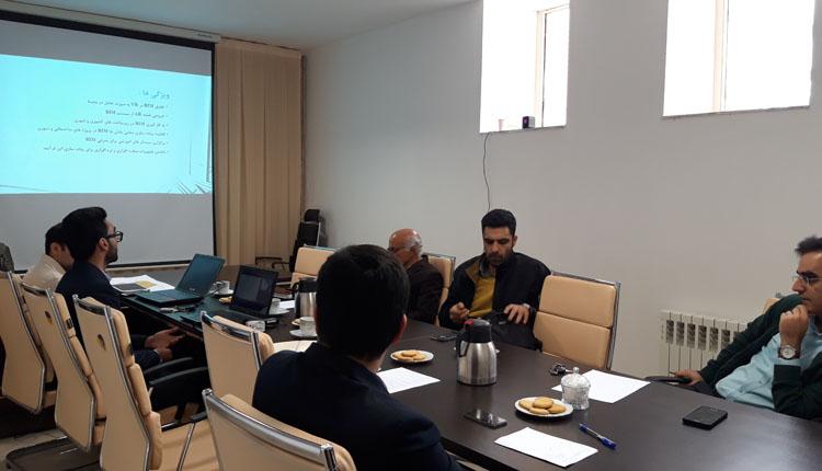 برگزاری هشتاد و سومین جلسه شورای مرکز رشد