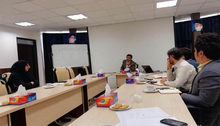 شرکت در کارگاه آشنایی با قوانین بیمه