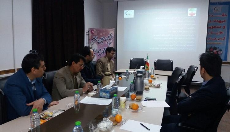 بیست و هفتمین شورای فناوری مرکز رشدواحدهای فناور قاین برگزار گردید