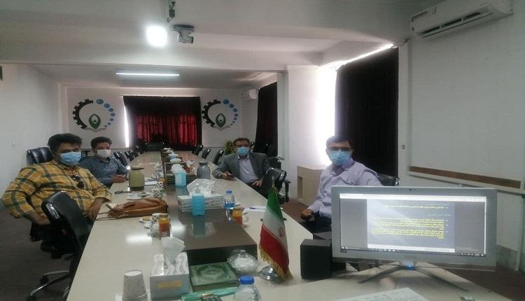 چهل و چهارمین شورای فناوری قاین برگزار شد