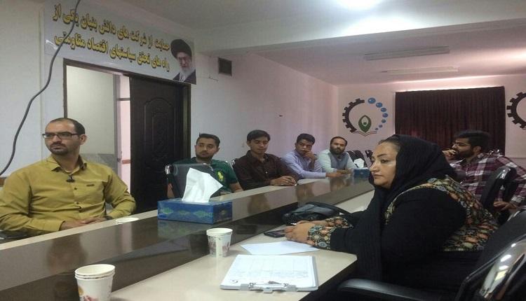 نشست فناوران مراکز رشد با مهندس احمدی در خصوص شرایط حضور در نمایشگاه افغانستان برگزار گردید