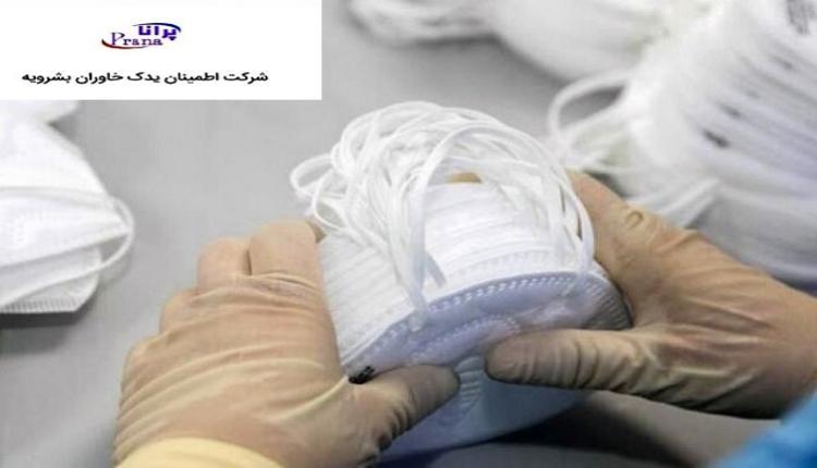 اهدای تعداد 10 طاقه پارچه مخصوص ماسک تنفسی توسط مدیر عامل شرکت اطمینان یدک خاوران بشرویه
