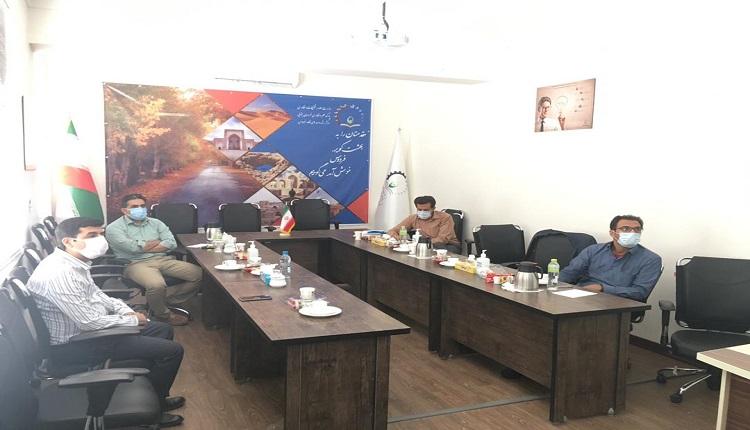 برگزاری بیست و هشتمین جلسه شورای فناوری مرکز رشد