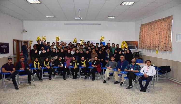 برگزاری فن بازار  سلامت در دانشگاه آزاد اسلامی واحد فردوس