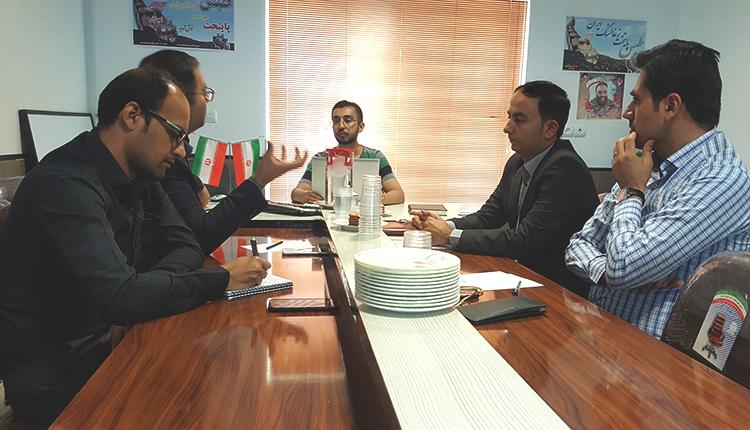 برگزاری جلسه مرداد ماه شورای مرکز رشد واحدهای فناور طبس