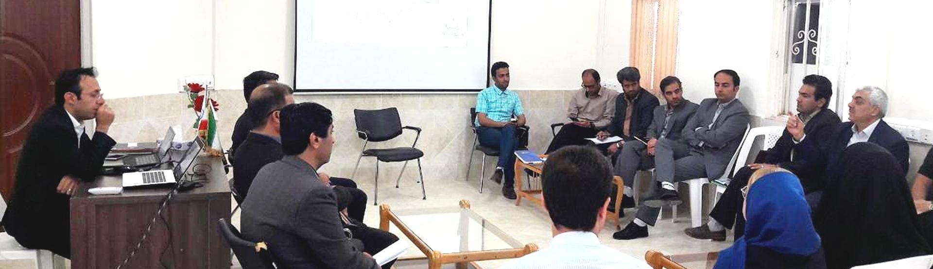 برگزاری کارگروه ستاد دانش بنیان استان در طبس