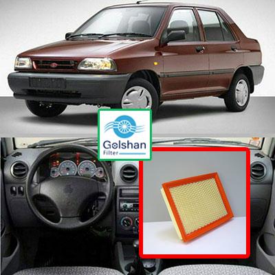 آشنایی با کاربردهای فیلتر هوا در خودرو