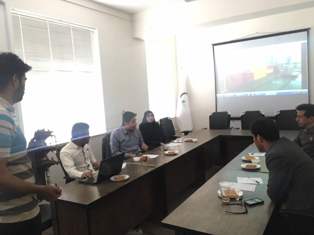 پذیرش طرح تولید تپ چنجر ترانسفورماتور در شورای فناوری مرکز رشد فردوس