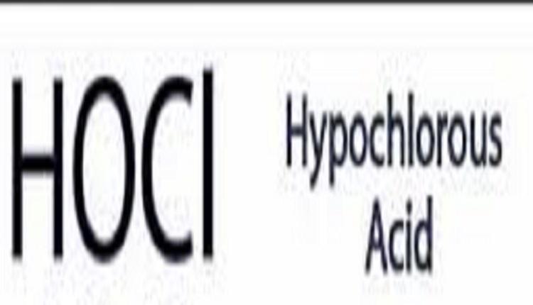 HOCl یک اکسیدان قویتر از کلر