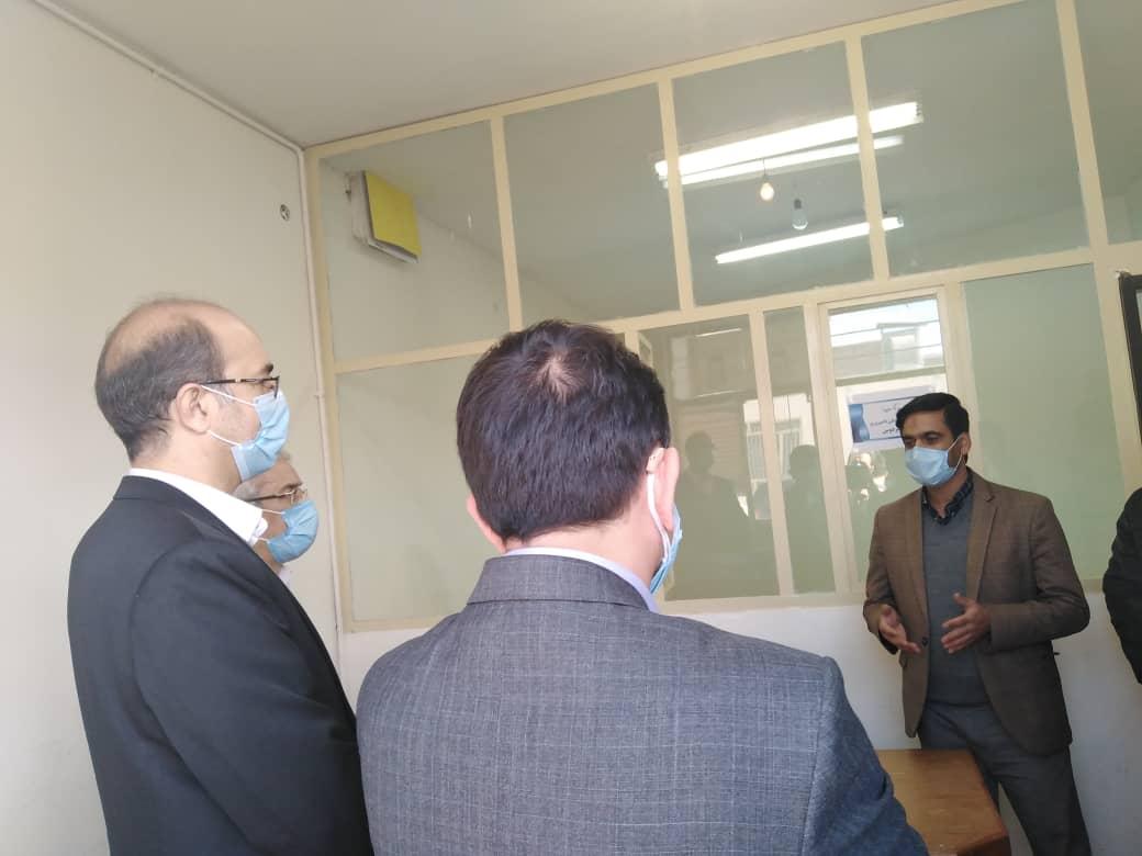 بازدید از شرکت طبیب دام فردوس
