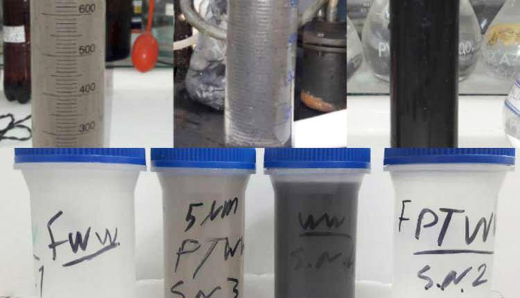 گزارش عملکرد سیستم حذف فلوکولانت از پساب کارخانه زغالشویی پروده طبس